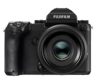 Fujifilm GFX 50S Medium  Format Mirrorless Camera Body with GF 63mm F2.8 R WR Lens + HPRC Case  (Demo)