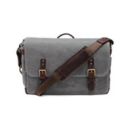 ONA Union Street Messenger Bag - Smoke (New)