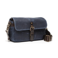 ONA Bowery - Canvas Camera Bag Navy Blue (New)