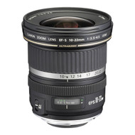 Canon EF-S 10-22mm F3.5-4.5 USM Lens  (Used)