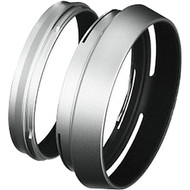 Fujifilm LH-X100 Lens hood adapter ring kit - Silver
