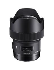 Sigma 14mm F1.8 DG HSM Art Lens for Canon (New)