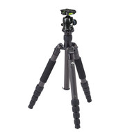 Sirui T-1205X Carbon Fibre Tripod with K-10X Ball Head (New)