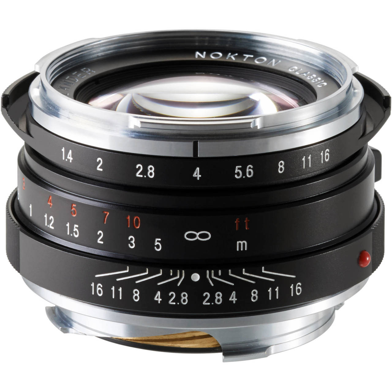 Voigtlander 40mm F1 4 Nokton Lens for M-Mount (New) - Camera Lane