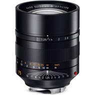 Leica Noctilux-M 75mm F/1.25 Asph. Lens (New)