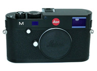 Leica Camera Body M (Typ 240) Black Body Only (Used)