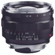 Voigtlander 40mm F/1.2 Nokton Aspherical Lens for M-mount (Brand New)