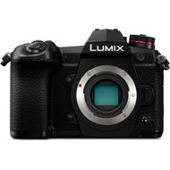 Panasonic Lumix DC-G9 Mirrorless Micro Four Thirds Digital Camera Body Only (New)