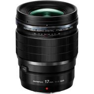 Olympus M. Zuiko Digital 17mm F1.2 PRO Lens (New)
