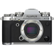 Fujifilm X-T3 Mirrorless Digital Camera Body - Silver (Brand New)
