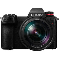 Panasonic Lumix S1R Body with 24-105mm F4 Lens Kit (Brand New)