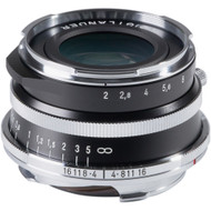 Voigtlander Ultron 35mm F/2 Aspherical Lens for Leica M-mount (New)
