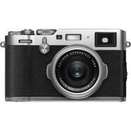 Fujifilm X100F Digital Camera Silver (Used)