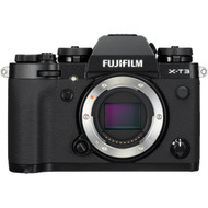 Fujifilm X-T3 Mirrorless Digital Camera Body - Black (Brand New)
