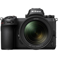 Nikon Z7 Mirrorless Digital Camera with FTZ Adapter Kit (New)