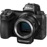 Nikon Z7 Mirrorless Digital Camera with FTZ Adapter Kit (New)