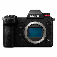Panasonic Lumix S1 24MP Mirrorless Fullframe Body Only (New)