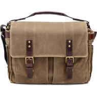 ONA Astoria Messenger Bag - Field Tan (New)