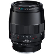 Voigtlander Macro APO-Lanthar 110mm F/2.5 Lens for Sony E-mount (Brand New)