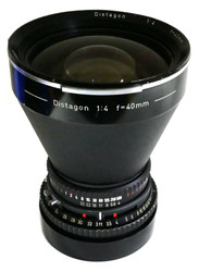 Hasselblad Carl Zeiss Distagon C 40mm F/4 Lens (Used)