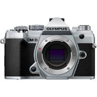 Olympus OM-D E-M5 Mark III Silver Body (New)