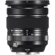 Fujifilm XF 16-80mm F4 R OIS WR Lens (New)