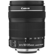 Canon EF-S 18-135mm F3.5-5.6 IS STM Lens (Used)