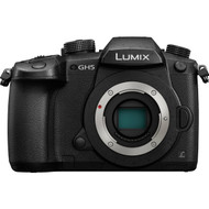 Panasonic Lumix DC-GH5 Mirrorless Micro Four Thirds Digital Camera Body (New)