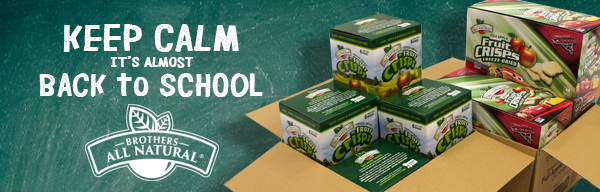 Back to School Freeze Dried Fruit 10% OFF 24 packs