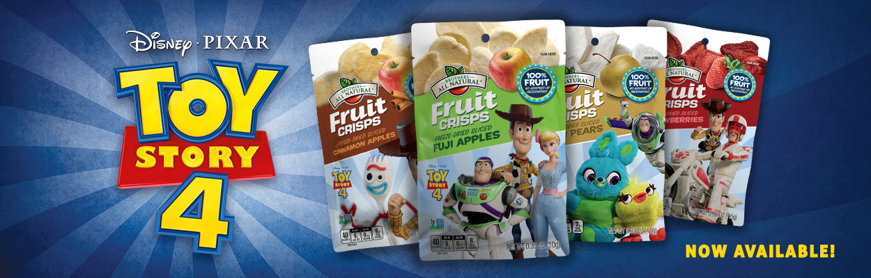 Disney Toy Story Fruit Snacks