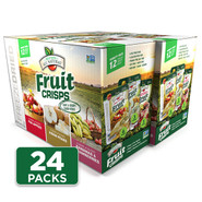 Freeze Dried Fruit Crisps 24-pack Variety