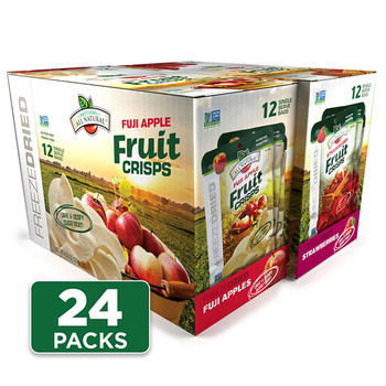 Choose Your Own Fruit Crisps 24-pack