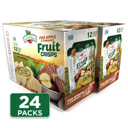 Apple Cinnamon Fruit Crisps 24-pack