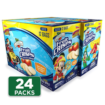 Disney Choose Your Own Fruit Crisps 24-pack