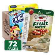 Choose your own Fruit Crisps 72-pack