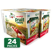 Fuji Apple Fruit Crisps 24-pack