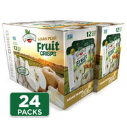 Asian Pear Fruit Crisps 24-pack