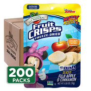 Disney Apple-Cinnamon Fruit Crisps 200-pack