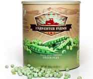 Freeze-Dried Green Peas #10 can (16.93 oz.)