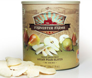 Freeze-Dried Asian Pear Slices #10 can (7.76 oz.)
