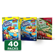 Choose Your Own Disney Freeze Dried Fruit Crisps 40-pack