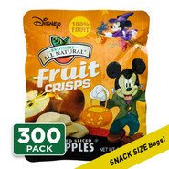 Disney Halloween Fruit Crisps ¼ cup, 300-pack