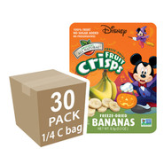 Halloween Banana Fruit Crisps, 30 pk