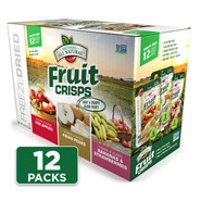 Variety Fruit Crisps 12-pack
