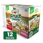 Variety Fruit Crisps 12-pack