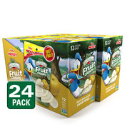 Donald Duck Asian Pear Fruit Crisps 24-pack