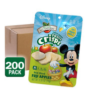 Easter Disney Freeze Dried Apple Fruit Crisps, 200 pack