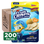 Donald Duck Pear Fruit Crisps 200-pack