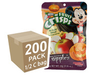 Mickey Mouse Clubhouse Halloween Apple Crisps 200-pack