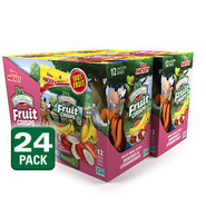 Disney Banana-Strawberry Fruit Crisps 24-pack